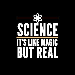 Wissenschaft ; Es ist wie Magie, aber echt