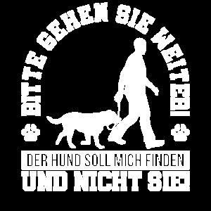 Hundesport Mantrailing Rettungshund Mantrailer