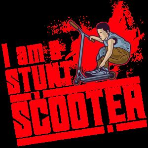 Scooter Stunt Tretroller