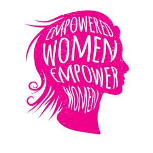 empowered women empower women BLM Feminist