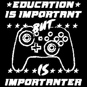 Lustiges ironisches Gamer Design