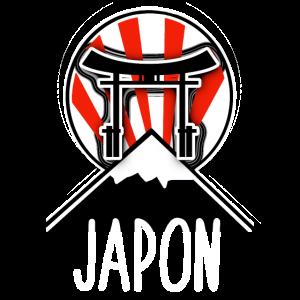 Japan / Land der aufgehenden Sonne