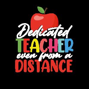 Lehrer Geschenk engagierter Lehrer auch von a