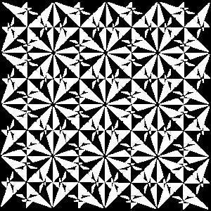 Dynamische weiße Textur