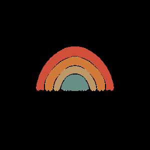 Boho Regenbogen, Rainbow