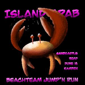 Island Crab Summer Krabbe Krebs Insel Sommer