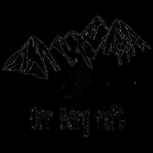 Skifahren Wintersport der Berg ruft