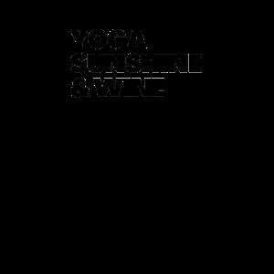 yoga meditation lustig Gymnastik Sport Geschenk