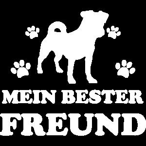 Mein bester freund Dog Hundeliebe Hund Geschenk