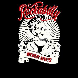 Rockabilly never dies, Old School Vingtage