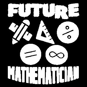 Mathematiker Zukünftiger Mathematiker