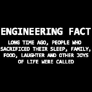 VOR LANGER ZEIT, MENSCHEN, DIE - Engineering Fact3