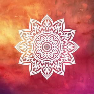Gesichtsmaske Mandala