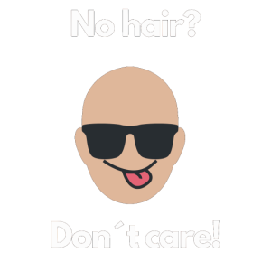 No hair don´t care