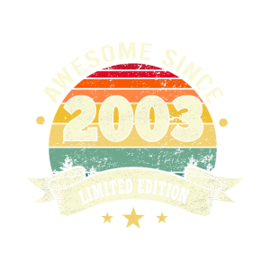 Awesome Since 2003