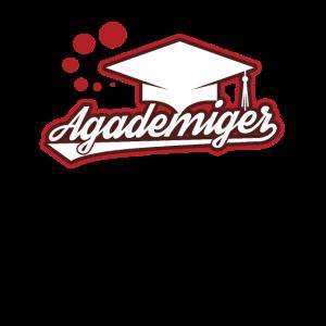 Agademiger Akademiker Diplom Doktor Dissertation