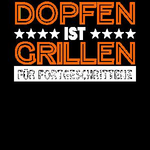 Grill Dopfen BBQ Dutch Oven