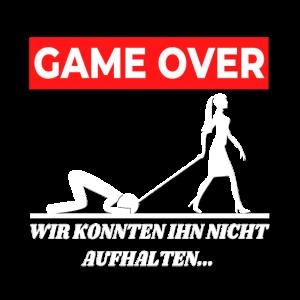 Game over wir konnten ihn nicht aufhalten