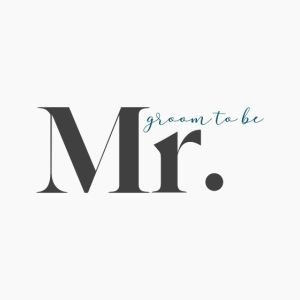 Mr. / Groom to be - mask