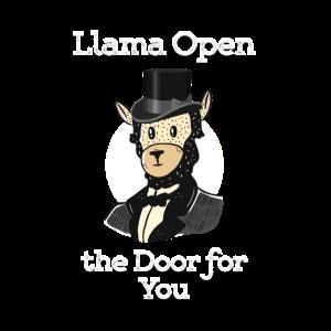 Gentleman Lama
