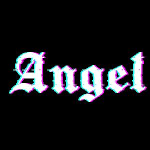 Angel Aesthetic Vaporwave Alternative Egirl 3D