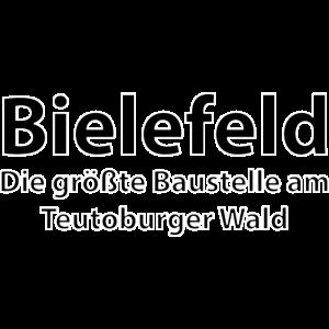 Bielefeld Die größte Baustelle am Teutoburger Wald