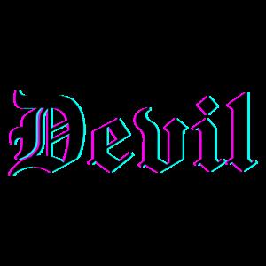 Devil Vaporwave Aesthetic Alternative egirl 3D