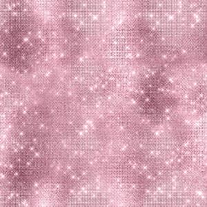 Gesichtsmaske Sticker Pink Glitzer