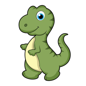 Dino Dinosaurier T-Rex