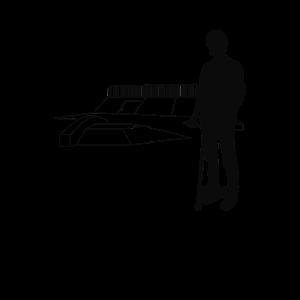 SKATEPARK Freestyle Roller