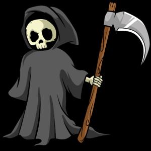 Sensenmann - Halloween