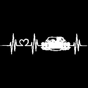 heart herz musclecar puls heartbeat