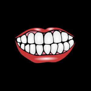 Lächeln Maske