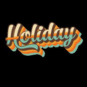 Holiday Retro