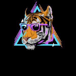 Tiger 80er 80s Achtziger