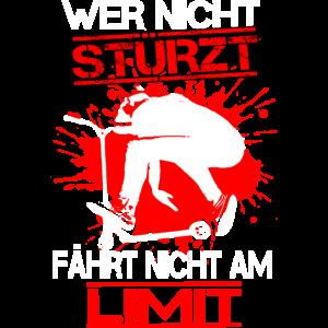 Stunt Scooter Tretroller Kinderroller Geschenk
