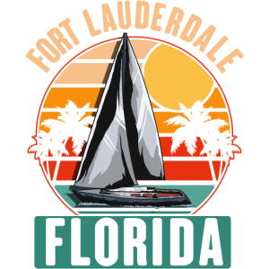 Fort Lauderdale Florida Segel Segelboot