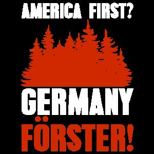 Germany förster! Förster