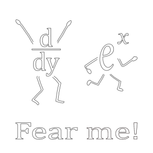 Fear me! Ableitung