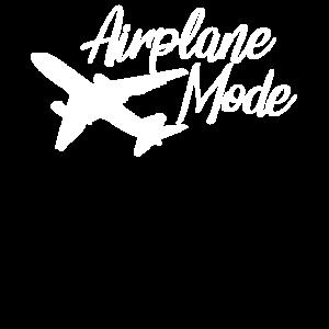 Flugzeugmodus Reiset-shirt | Nationalpark Shirt