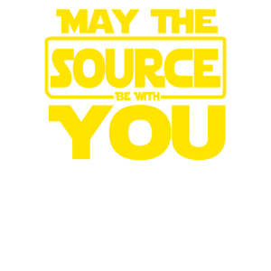 May the Source be with You Coding Code