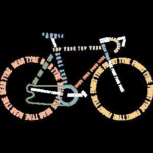 Bicycle bike Fahrrad Rad Rennrad racing bike retro