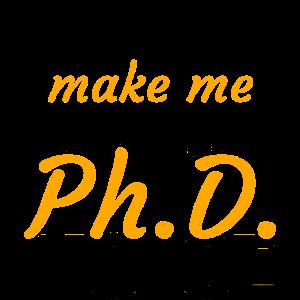 Doktorand - Lustige Geschenke für Doktoranden zum