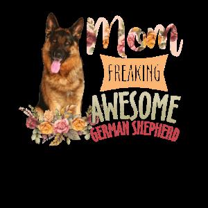Mom of a Freaking Awesome German Shepherd