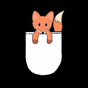 Fuchs Lustig Tasche