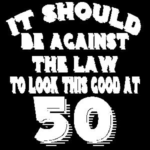 50. Geburtstag Lustig