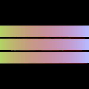farbiges Geometriemotiv