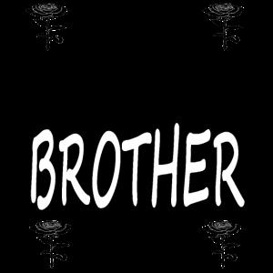 kleiner Bruder bester Bruder Spruch Geschenk