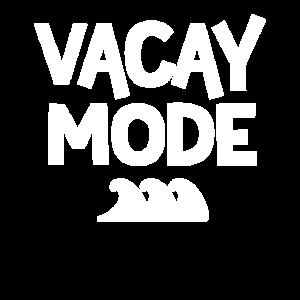 Vacay Mode Travel T Shirt | Nationalpark Shirt |