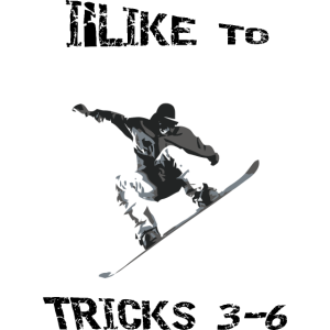 Snow Boarder Tricks